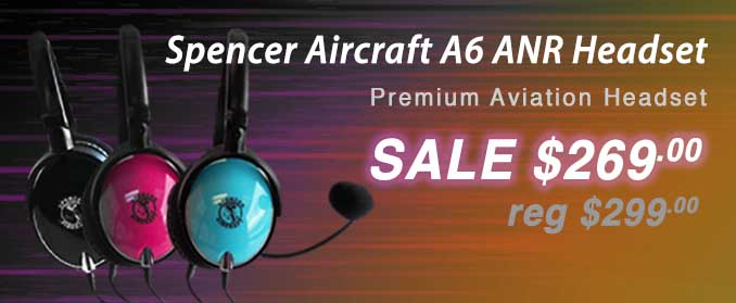 Spencer ANR Headsets