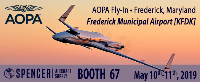 AOPA Fly-In Maryland Booth 67