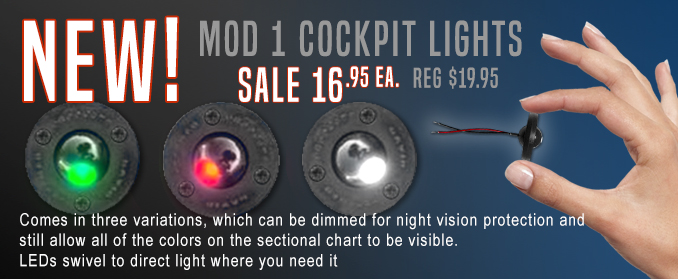 NEW! Mod1 Cockpit Lights