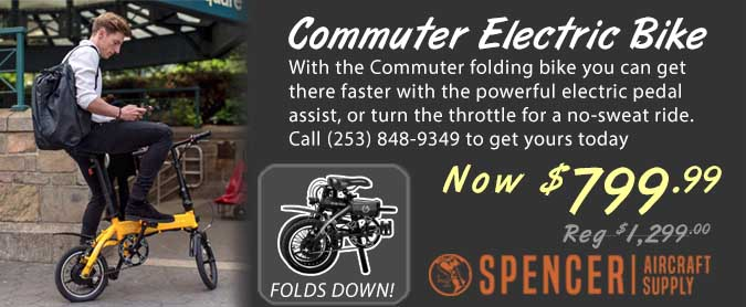 Commuter Electric Bicycle SALE