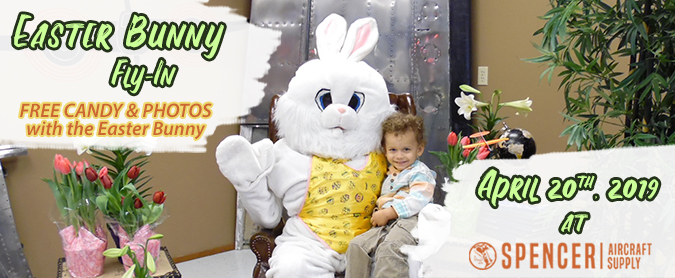 Easter Bunny Fly-In 2019