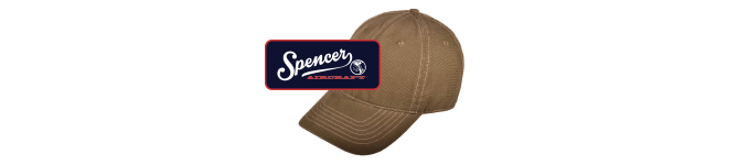 The 2015 Spencer Hats are almost here