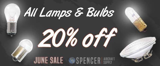 ALL LAMPS 20% OFF IN JUNE