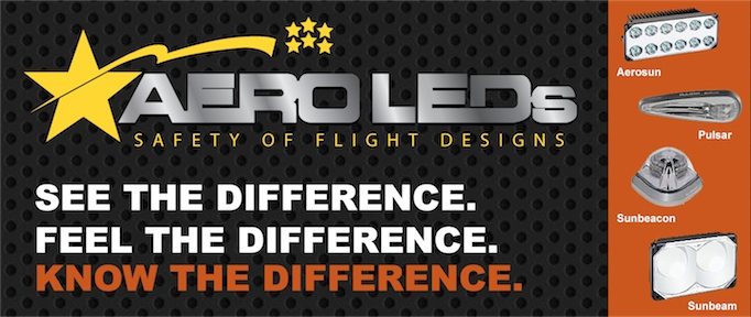 AeroLEDs - LED Lighting for Aircraft