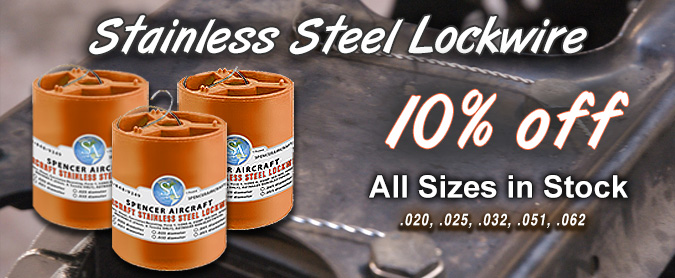 10% OFF ALL LOCKWIRE