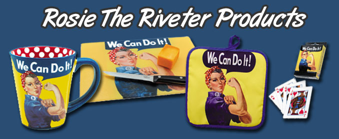 Rosie the Riveter Gifts