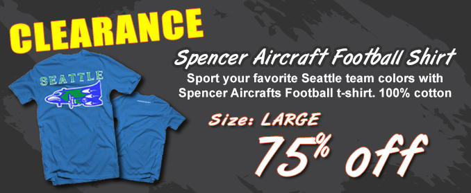 CLEARANCE Spencer Aircraft
