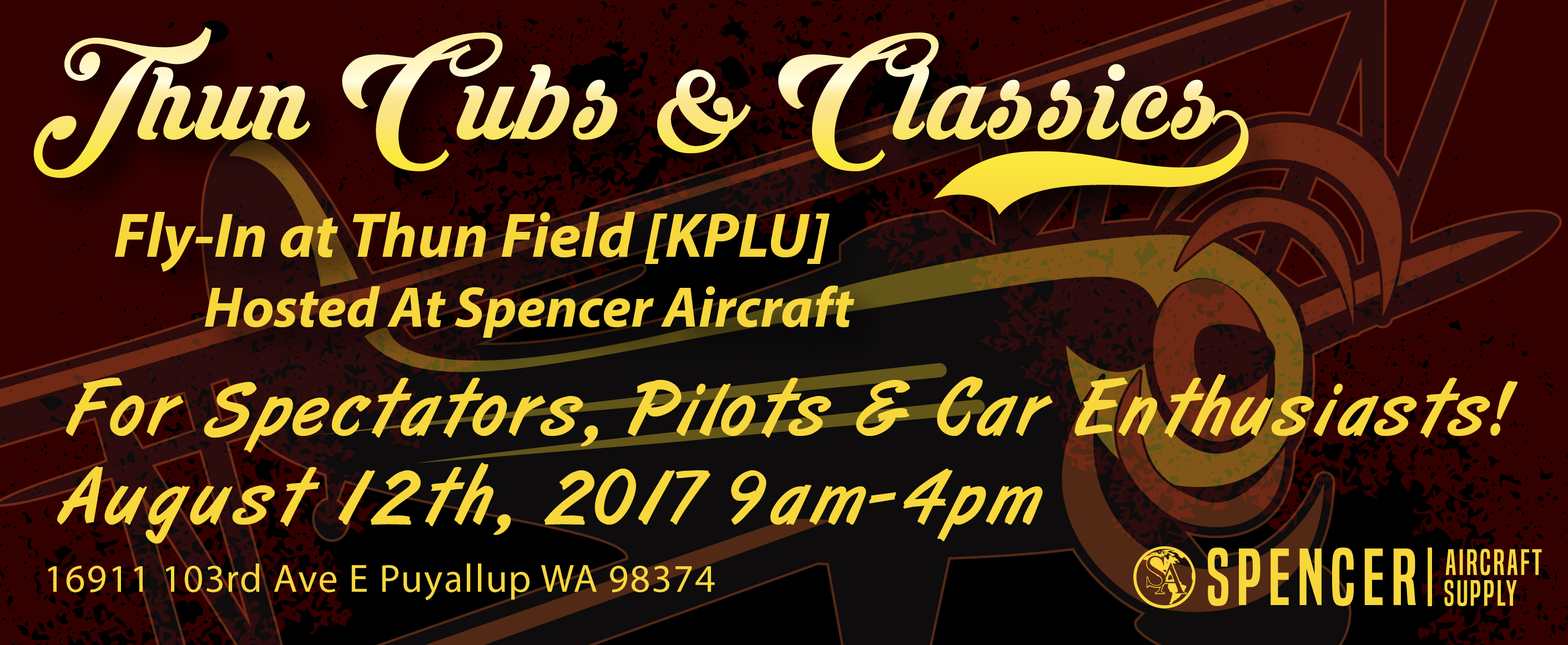 Thun Cubs & Classics Fly-In 2017