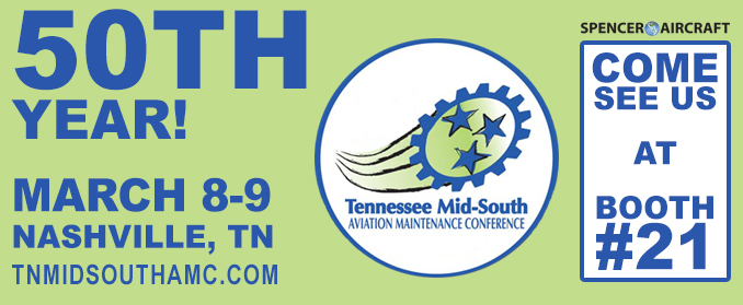 50th Annual TN Mid-South Aviation Maintenance Conference