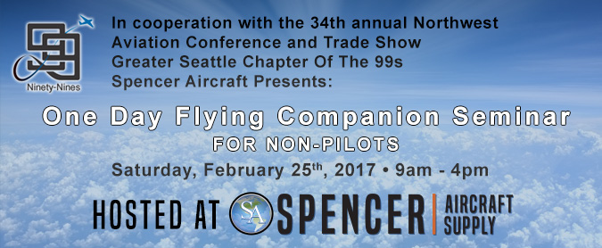 One Day Flying Companion Seminar