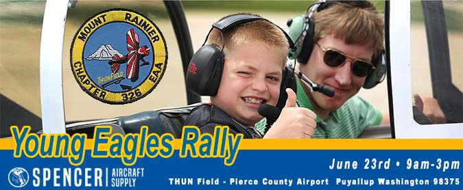 Young Eagles Rally 2018