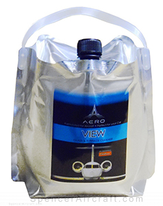 Aero-View gallon - Interior and Exterior Window Cleaner