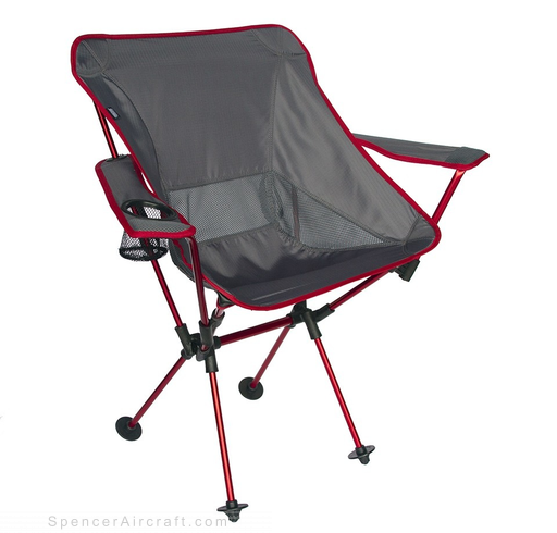 Red Wallaby Chair - Model 7799