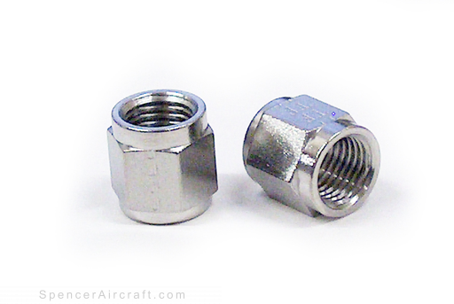 An j nut tube coupling stainless steel