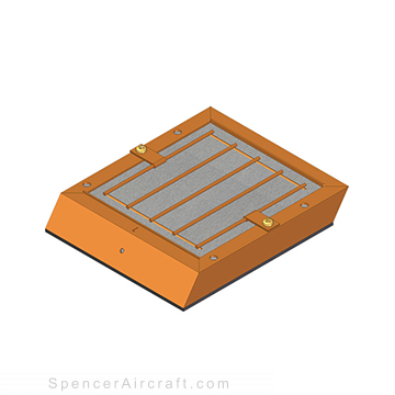 BA4108 | Brackett Air Filter Element