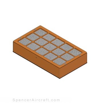 BA7 | Brackett Air Filter Element