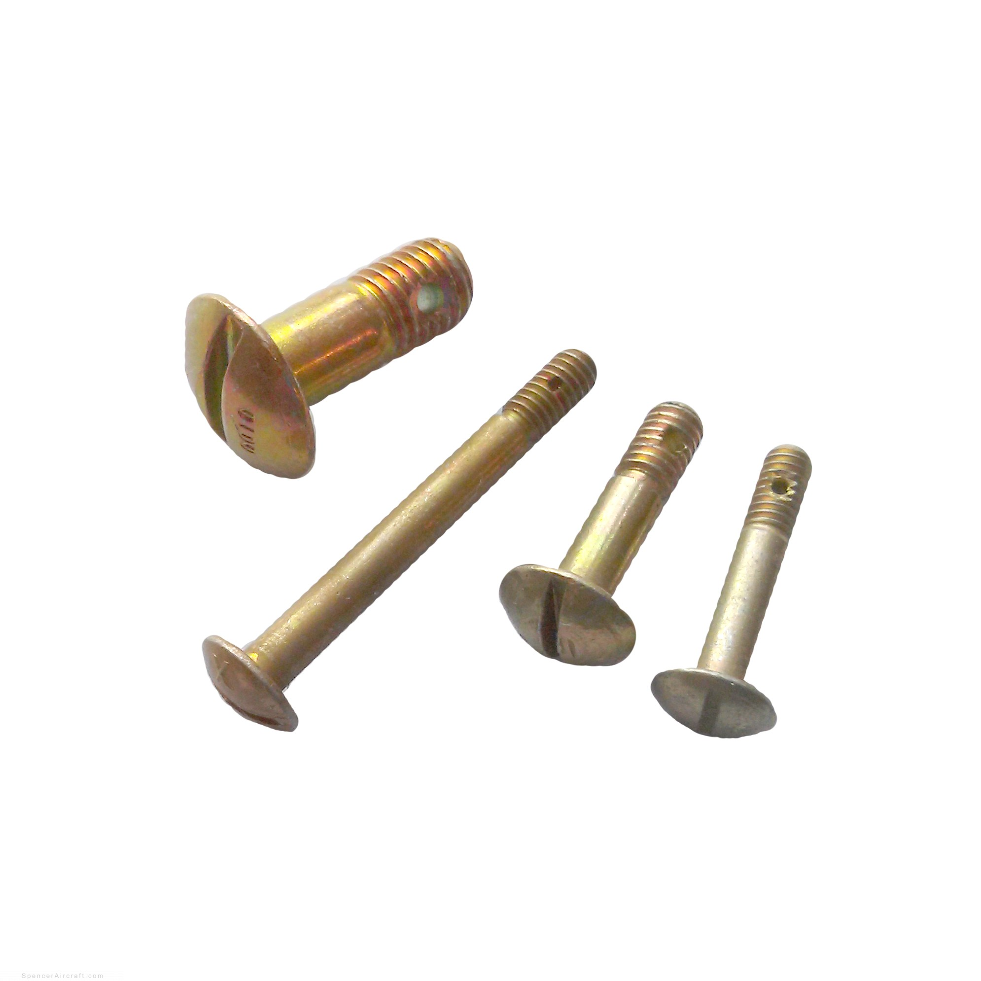 An23 25 Clevis Bolt Drilled 10 32 X 1 19 Oal Grip 4 Cessna Parts Aircraft Accessories Cadmium Plated