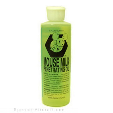 Penetrating Oil - Mouse Milk 8 oz.