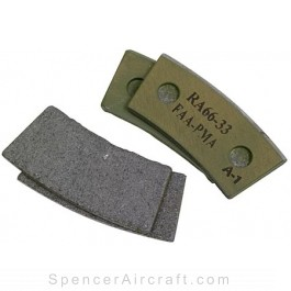 Cleveland PN: CLE066-30026 brake lining (used to be 066-10900)