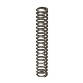 "1986K113 - Type 302 Stainless Steel Compression Spring, 3.50"" Length, .438"" OD, .072"" Wire Diameter"