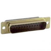 AMP: 205208-1 - 25 Pin Male Sub-D Crimp Connector