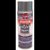 Paint, enamel Lycoming gray Tempo A219 spray can