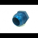 AN806-4D - 1/4 Pressure Flared Plug - Aluminum (AS5168D04)