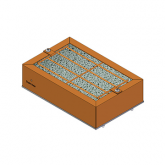 BA7305 | Brackett Air Filter Element