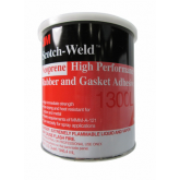 3M 1300L -  Adhesive, Rubber and Gasket, Yellow, QT