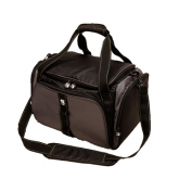 Duffel Cooler - Black/Grey