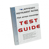 Jeppesen - Test Guide - Instrument Rating Test Guide - Airman Knowledge - 10001388-019