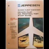 Jeppesen - Test Study Guide -Private Pilot FAA Practical Test Study Guide - 10001390-001