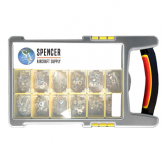 MS24665 Series Assorted Cotter Pin Kit