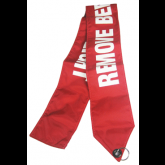 Remove Before Flight - Warning Streamer - NAS 1756-24