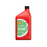 Oil - W120 Aeroshell, Ashless Dispersant, Quart