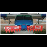 For Sale Prop Banner