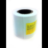 Tape Medium 4 inch Poly-Fiber - 25 Yard Roll