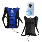 Spencer Aircraft Hydration Backpack - Blue
