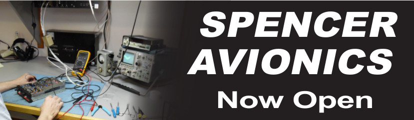 Spencer Avionics is now open