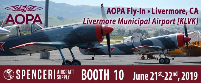 AOPA Fly-In Livermore CA