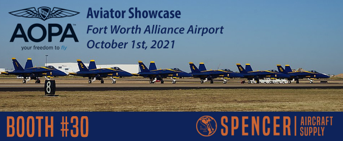 AOPA Aviator Showcase Fort Worth Alliance Airport