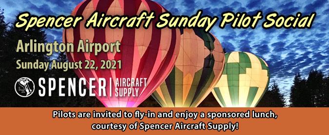 Spencer Aircraft Sunday Pilot Social