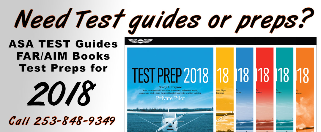 Test Guides and Preps for 2018
