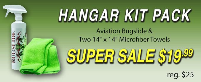 Bugslide Hangar Kit SALE