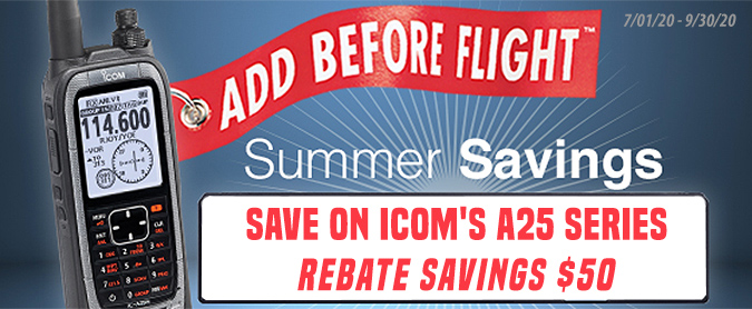 ICOM Summer Savings