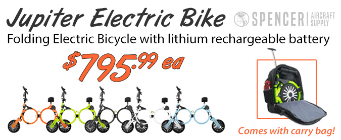 Jupiter Folding Bike