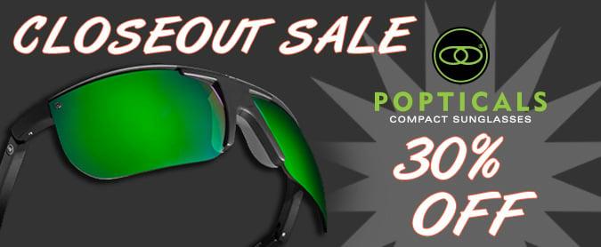 Poptical Compact Sunglasses