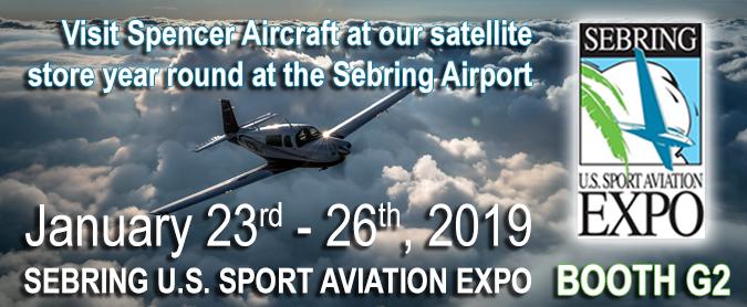 Sebring US Sport Aviation Expo 2019