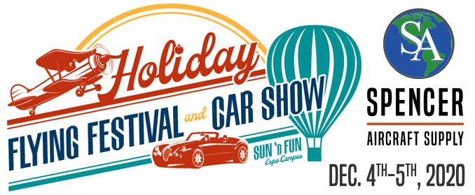 Sun N Fun Holiday Flying Festival and Car Show