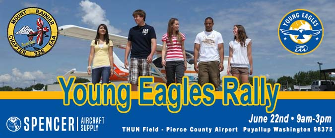 Annual Young Eagles Rally 2019
